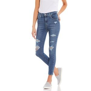 Levi's Mile High Rise A Night To Remember 24 NWT